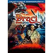 Draci: Oheň a led DVD (Dragons: Fire and Ice)