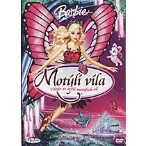 Barbie Motýlí víla DVD (Barbie: Mariposa)