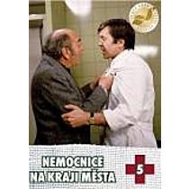 Nemocnice na kraji města 5 (Díly 13-15) DVD