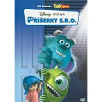 Příšerky s.r.o. DVD (Monsters, Inc.)