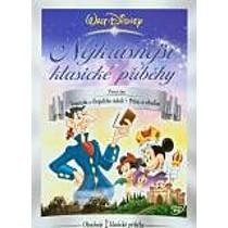 Walt Disney: Nejkrásnější klasické příběhy 1 DVD (Disney Fables 1)
