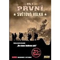 První světová válka DVD (Trenches: Battleground WWI.)