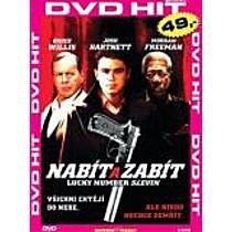 Nabít a zabít (pošetka) DVD (Lucky Number Slevin)