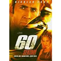60 sekund DVD (Gone In 60 Seconds)