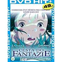 Cesta do fantazie (pošetka) DVD (Spirited Away)