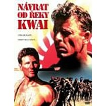 Návrat od řeky Kwai (pošetka) DVD (Return from the River Kwai)