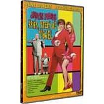 Austin Powers: Špion, který mě vojel DVD (Austin Powers: The Spy Who Shagged Me)