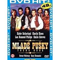 Mladé pušky (pošetka) DVD (Young Guns)