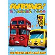 Autobusy v jednom kole (2000) DVD (Busy Buses)