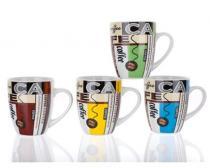 VETRO-PLUS Hrnek kávové zrno