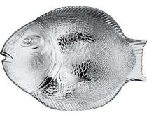 VETRO-PLUS Talíř ryba 250x360mm