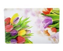SUPER VALUE Plastové prostírání 43x28 cm Flower
