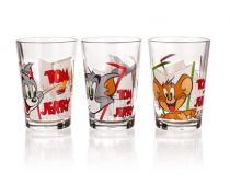 VETRO-PLUS Sklenice Alanya 205 Tom&Jerry A3