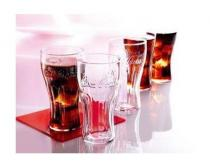 VETRO-PLUS Sklenice Coca-Cola Countour 37cl OK6