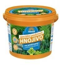 Forestina Hnojivo PODZIMNÍ - jehličnany 5 kg
