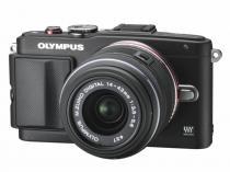 Olympus E-PL6 + 14-42 mm II R