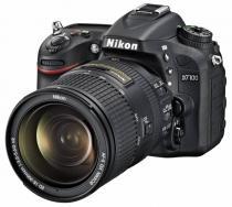 Nikon D7100 + 18-300 mm