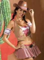 Obsessive Cowgirl 4v1