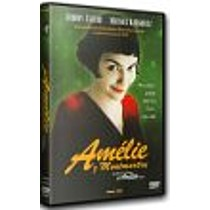 Amélie z Montmartru (slim) DVD (Fabuleux destin d'Amélie Poulain, Le)