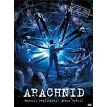 Arachnid (pošetka) DVD (Arachnid)
