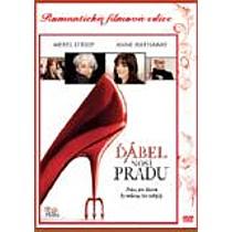 Ďábel nosí Pradu (Romantická filmová edice) DVD (The Devil Wears Prada)
