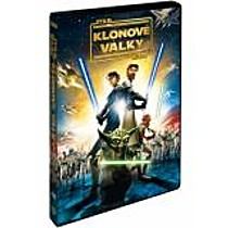 Star Wars: Klonové války DVD (Star Wars: The Clone Wars)