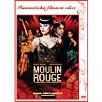 Moulin Rouge (Romantická filmová edice) DVD (Moulin Rouge)