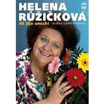 Helena Růžičková - Ať žije smích DVD (Helena Růžičková: Ať žije smích)