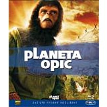 Planeta opic (1968) (Blu-Ray)  (Planet Of The Apes)