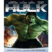 Neuvěřitelný Hulk (Blu-Ray)  (The Incredible Hulk)
