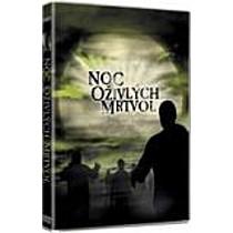 Noc oživlých mrtvol (1968) DVD (Night of the Living Dead)