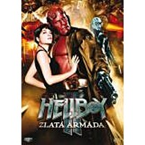 Hellboy 2: Zlatá armáda (2 DVD) (Steelbook)  (Hellboy 2: The Golden Army)