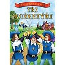 Tři mušketýři (Klasické legendy) DVD (The Three Musketeers)