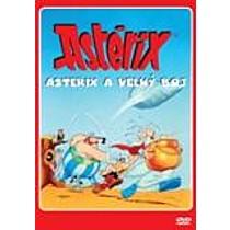 Asterix a velký boj DVD (Astérix et le coup du menhir)