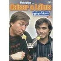 Kaiser a Lábus - Možná přijde i ... - Nejlepší scénky z let 1979 - 2003 DVD (Kaiser & Lábus: Možná přijde i... (Nejlepší scénky))