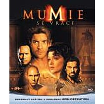Mumie se vrací (Blu-Ray)  (The Mummy Returns)