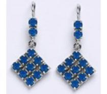Čistín caribbean blue opal, NK 1341/1346