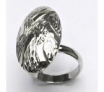 Čistín stříbrný prsten, 5,34 g
