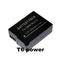 T6 power DMW-BLC12E