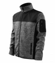 MALFINI Casual - knit gray