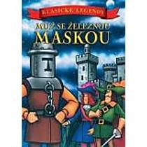 Muž se železnou maskou (animovaný) DVD (Man in the Iron Man)