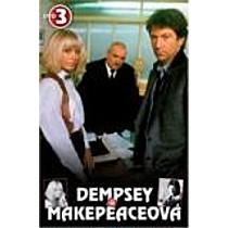 Dempsey a Makepeaceová 3 (pošetka) DVD (Dempsey & Makepeace)
