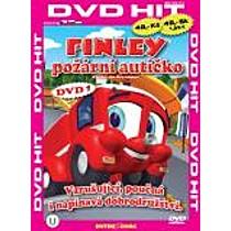 Finley požární autíčko 1 (Pošetka DVD Hit)  (Finley the Fire Engine)