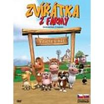 Zvířátka z farmy (pošetka) DVD (Farm kids)