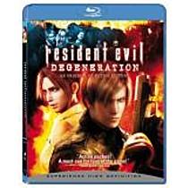 Resident Evil: Rozklad (Blu-Ray)  (Resident Evil: Degeneration)