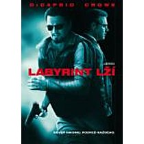 Labyrint lží DVD (Body of Lies)