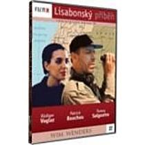 Lisabonský příběh (FilmX) DVD (Lisbon Story)