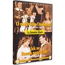 O medvědu Ondřejovi + Jak se Franta naučil bát DVD
