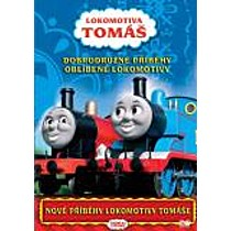 Lokomotiva Tomáš DVD (Thomas and Friends)