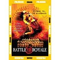 Battle Royale (pošetka) DVD (Batoru rowaiaru)